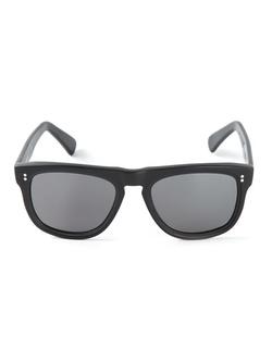 Cutler & Gross - Wayfarer Frame Sunglasses