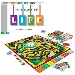 Winning Moves - The Game of Life Classic Edition