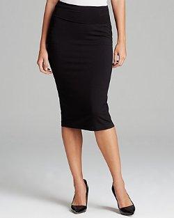 Eileen Fisher - Petites Foldover Skirt