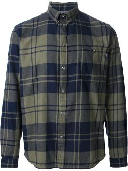 Paul Smith  - Jeans Plaid Button Down Shirt
