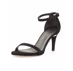 Stuart Weitzman - Nunaked Leather Sandals