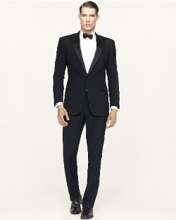 Ralph Lauren Black Label - Anthony Peak Lapel Tuxedo Suit