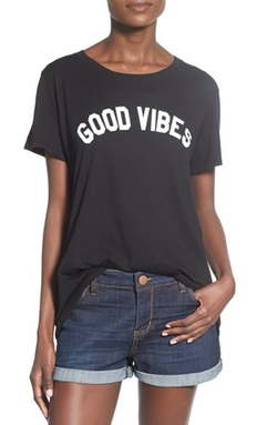 Sub_Urban Riot  - Good Vibes Graphic Tee