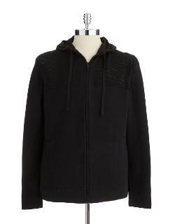 DKNY Jeans - Zip Front Hoodie