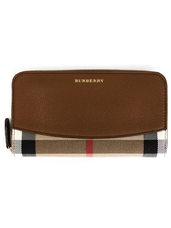 Burberry - House Check Wallet