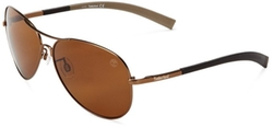 Timberland - Polarized Aviator Sunglasses