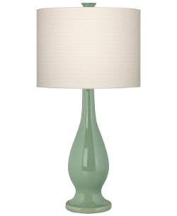 Pacific Coast  - Ceramic Vase Table Lamp