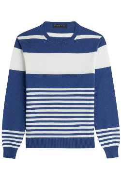 Etro - Striped Cashmere Pullover