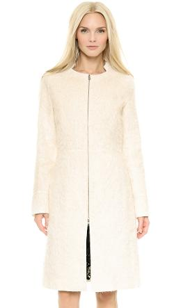Nina Ricci  - Imitation Fur Coat