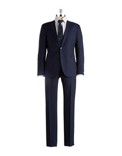 Strellson  - Two-Piece Pinstriped Suit