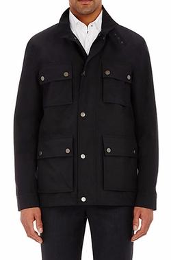 Cifonelli  - Tech-Fabric Field Jacket