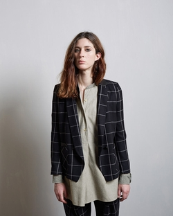 Band Of Outsiders - Windowpane Blazer