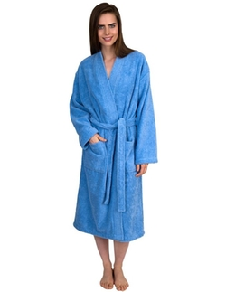 TowelSelections - Organic Collection Terry Cloth Robe