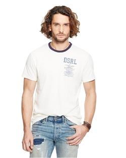Ralph Lauren - Jersey Ringer Tee Shirt