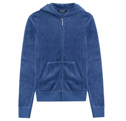 Juicy Couture - Embellished Velour Hoodie