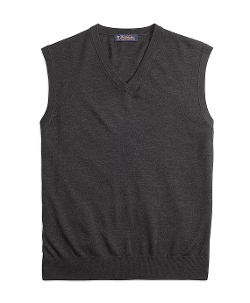 Brooks Brothers - Merino Wool Vest