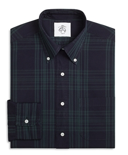 Brooks Brothers - Plaid Button-Down Shirt