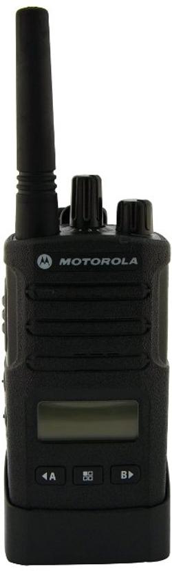 Motorola - Rugged Two-Way Business Radio