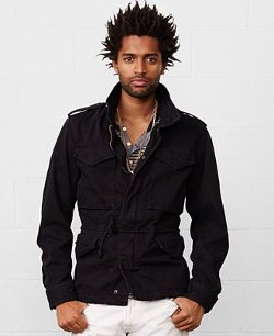 Denim & Supply Ralph Lauren  - Vintage Herringbone Field Jacket