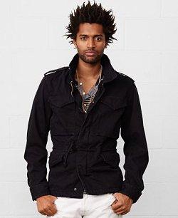 Denim & Supply Ralph Lauren  - Vintage Herringbone Field Jacket
