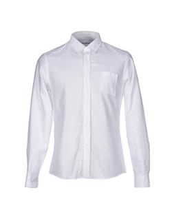 M. Grifoni Denim - Long Sleeve Solid Shirt