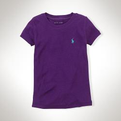 Ralph Lauren - Short-Sleeved Cotton Tee