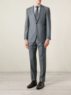 Canali - Striped Suit
