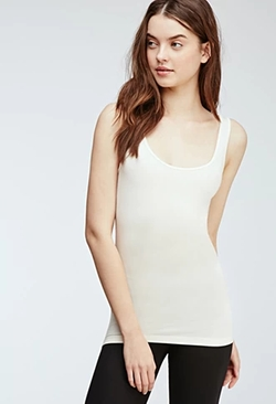 Forever 21 - Stretch-Knit Tank