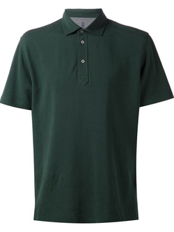 Brunello Cucinelli - Classic Polo Shirt
