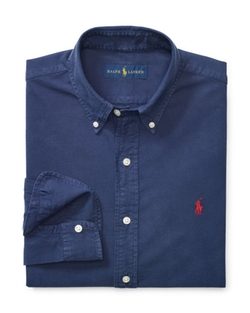 Polo Ralph Lauren - Slim Cotton Oxford Shirt