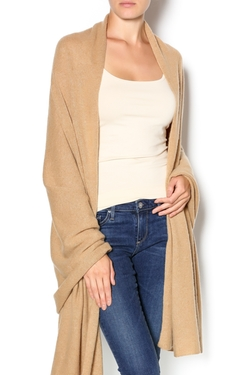 White and Warren - Cashmere Travel Wrap Cardigan
