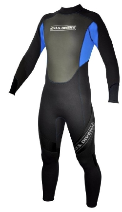 U.S. Divers Full Adult Wetsuit - Full-Size Wetsuit