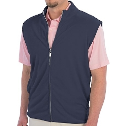 Smith & Tweed - Full Zip Microfleece Vest