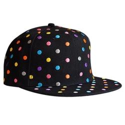 Locomo - Dotted Snapback Cap