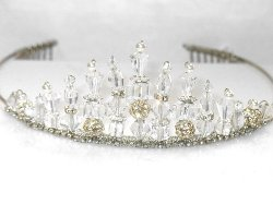 Advantage Bridal - Erica Koesler Bridal Headpiece