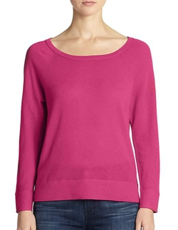 Saks Fifth Avenue Collection - Cashmere Pullover Sweater