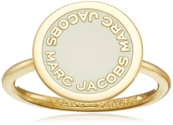 Marc By Marc Jacobs - Enamel Logo Disc Ring