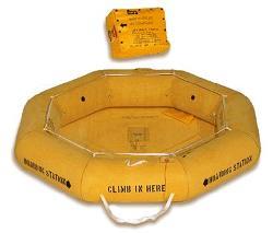 Eastern Aero Marine - T4 Life Raft 4 Man