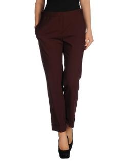 Jean Paul Gaultier Femme - Cool Wool Casual Pants
