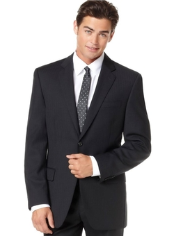 Alfani  - Slim Fit Pinstripe Suit Jacket