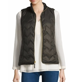 Vineyard Vines - Whale Tail Chevron Quilted Vest