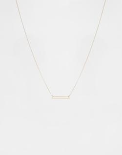 ASOS  - Bar Necklace