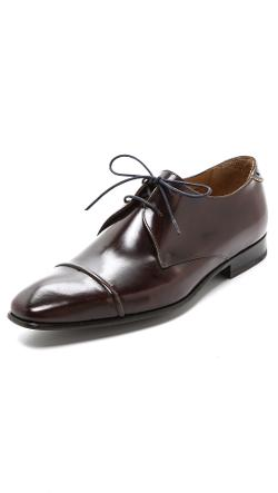 Paul Smith  - Robin Cordovan Derby Oxfords