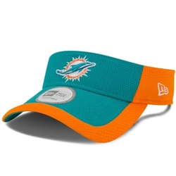 New Era - Miami Dolphins Reverse Coolera Visor Hat