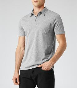 Wilson  - Patch Pocket Polo Shirt