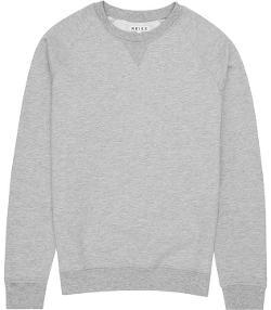 Grant  - Stitch Detail Sweatshirt