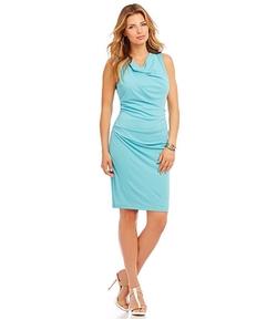Robert Rodriguez  - Lydia Knit Jersey Sheath Dress