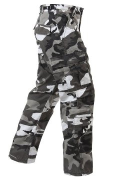 Rothco  - City Camouflage Vintage Paratrooper Pants