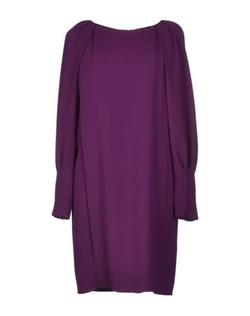 Class Roberto Cavalli - Cotton Twill Short Dress