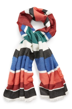 La Double 7  - Blanket Scarf